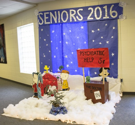 Winners Of The 2017 Hall Decorating Contest