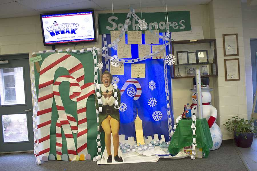 Just in: Winners of the 2015 hall decorating contest ...