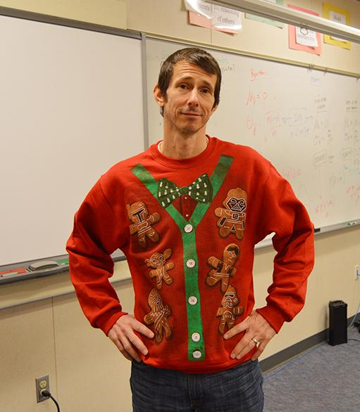 Holiday sweater day: The day when 'ugly' is beautiful ...